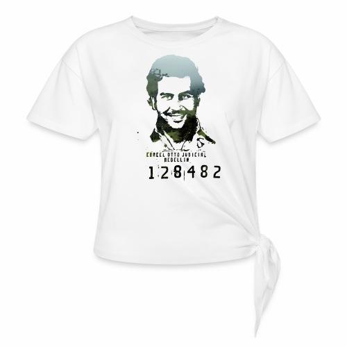 Pablo Escobar - Regenwald in Kolumbien - Knotenshirt