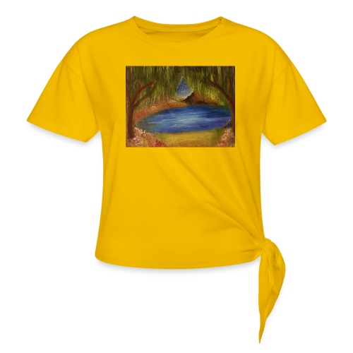 hop1 - Knotted T-Shirt