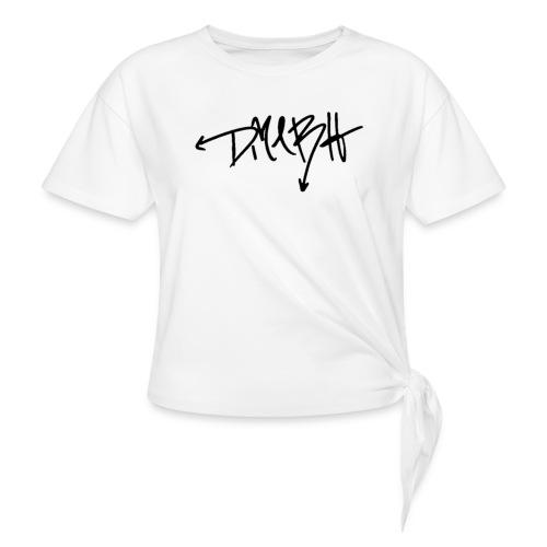 maglietta pagina - Maglietta annodata