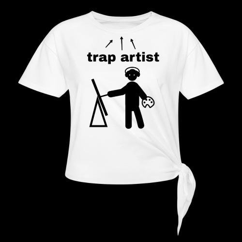 Trap Artist - Camiseta con nudo mujer