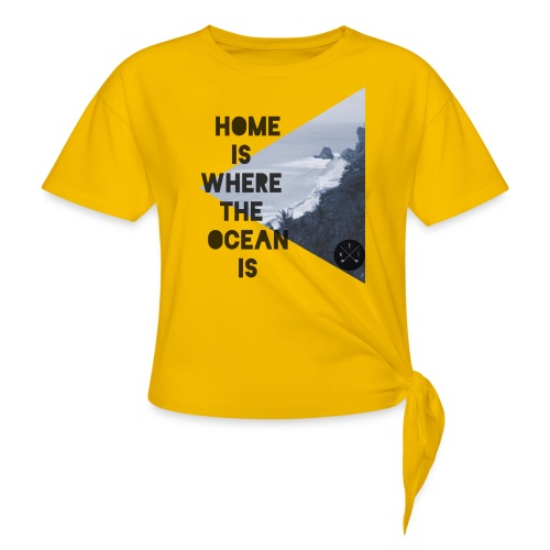 home is - Knotenshirt