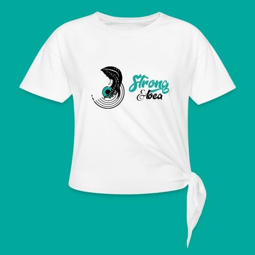 La Collection  Strong & Loca  - T-shirt à nœud Femme