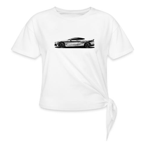serie 8 Concept car - Camiseta con nudo mujer