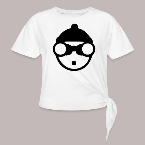 Peeper Skipper - Frauen Knotenshirt