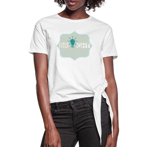 bright - Knotted T-Shirt