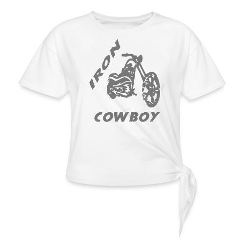 iron cowboy - Knotenshirt