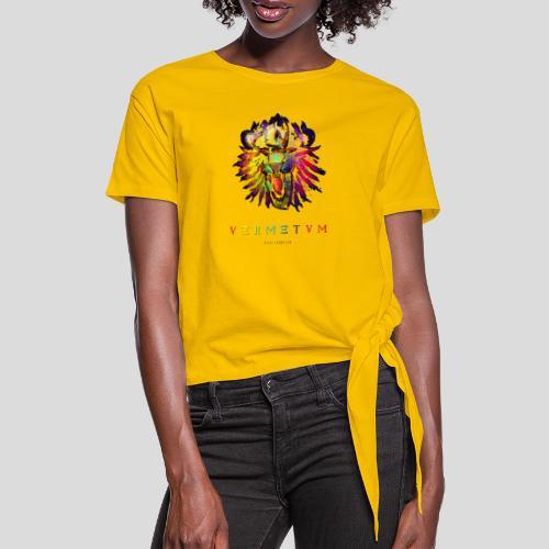 VERMETUM STRENGTH EDITION - Frauen Knotenshirt