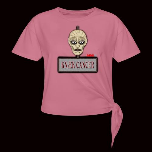 Knæk Cancer Kollektion ! - Knot-shirt