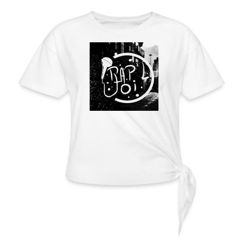 T-SHIRT LOGO CHAINE - T-shirt à nœud