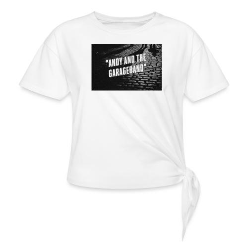 Black and White - Knute-T-skjorte