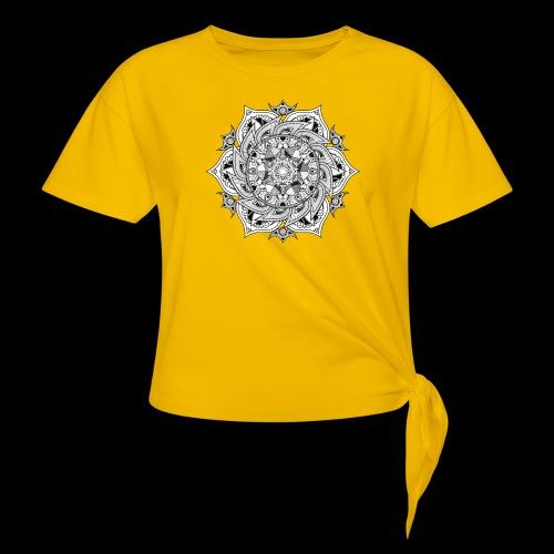 Mandala - Maglietta annodata