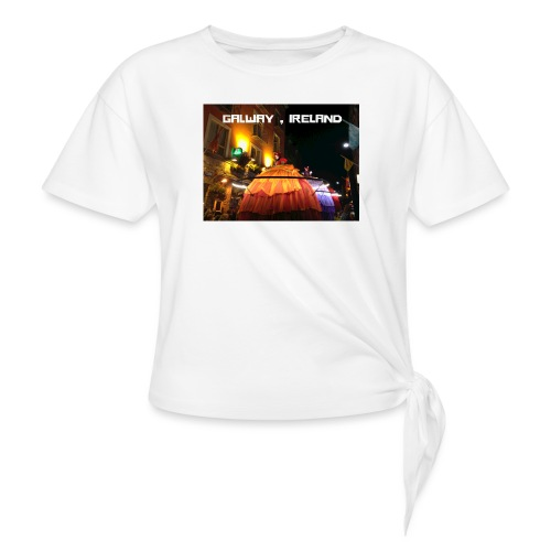 GALWAY IRELAND MACNAS - Knotted T-Shirt