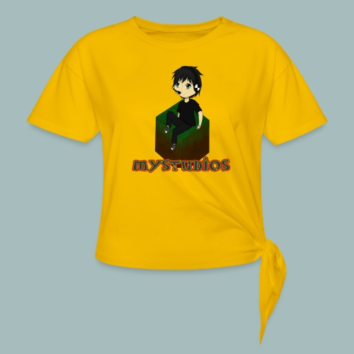 Mystudios Stylo - Knotenshirt