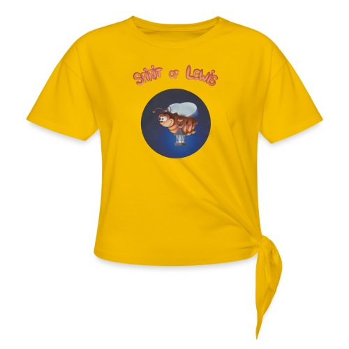 Spirit of Lewis - T-shirt à nœud