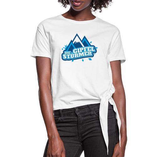 Die Gipfelstürmer LOGO - Knotenshirt