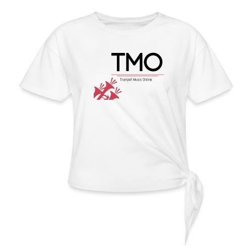 TMO Logo - Knotted T-Shirt