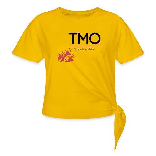 TMO Logo - Knotted T-Shirt