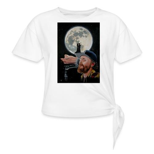 Chiaro di Luna - Maglietta annodata