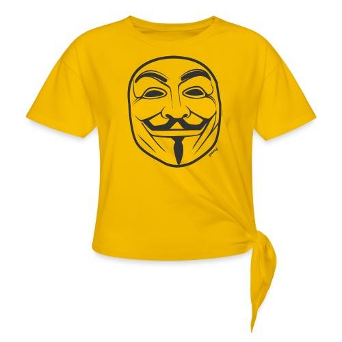 *NEW* Anonymous (H) - T-shirt à nœud