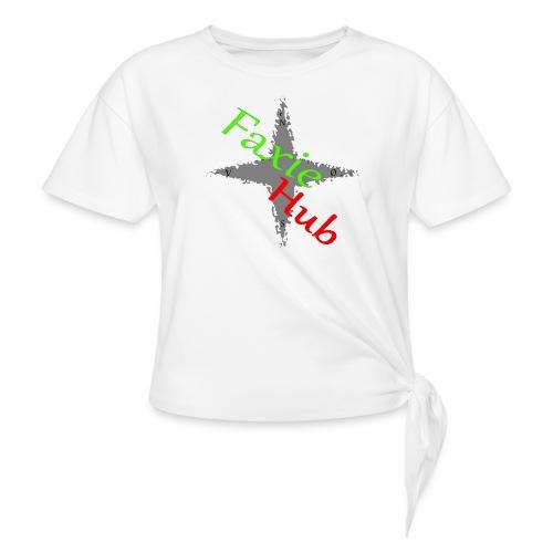 FaxieHub - Knot-shirt