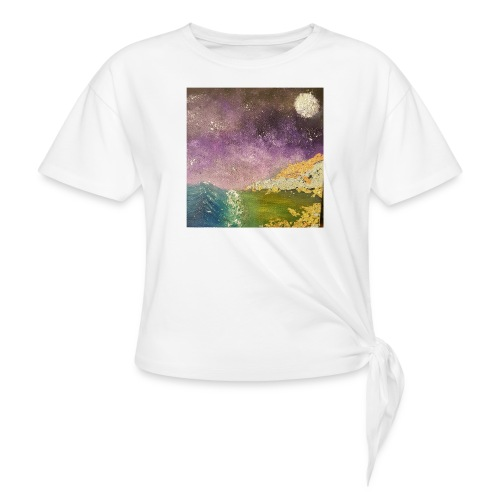dre 1 - Knotted T-Shirt