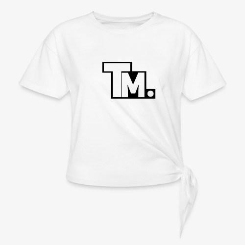 TM - TatyMaty Clothing - Knotted T-Shirt