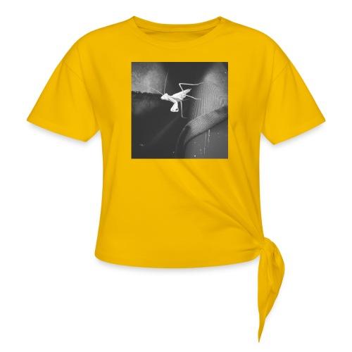 Mantis T-shirt - Camiseta con nudo mujer