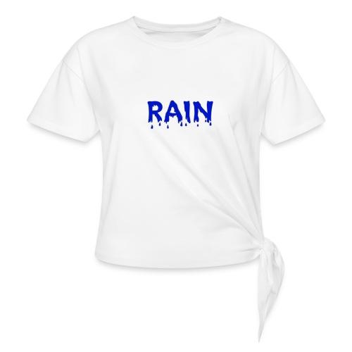 RAIN Logo - Knotenshirt