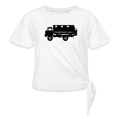 IFA LKW W50 LAK - Knotenshirt