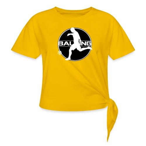 Balling - Vrouwen Geknoopt shirt
