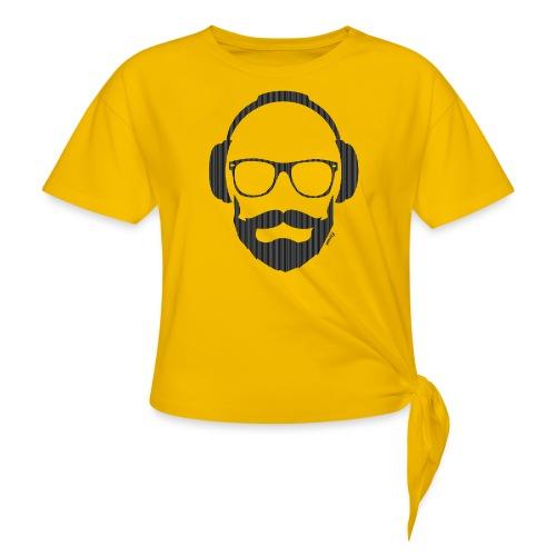*NEW* Like a Dj (H) - T-shirt à nœud