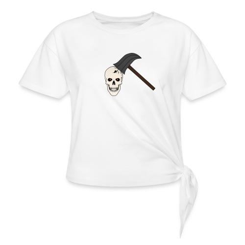 Skullcrusher - Frauen Knotenshirt