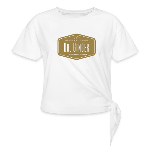 Dr. Ginger - Frauen Knotenshirt