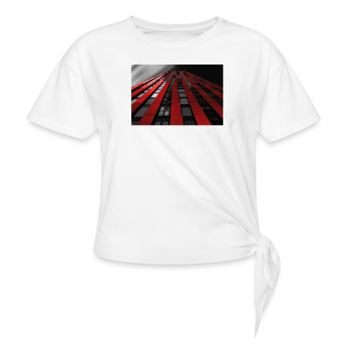 building-1590596_960_720 - Knotted T-Shirt