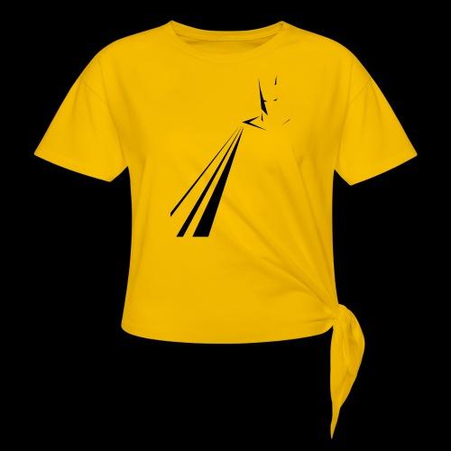 sos - T-shirt à nœud