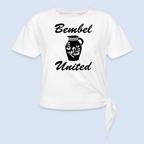Bembel United Hessen - Knotenshirt