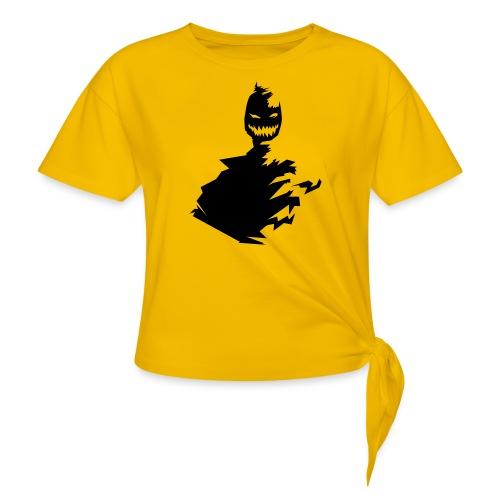 t shirt monster (black/schwarz) - Knotenshirt