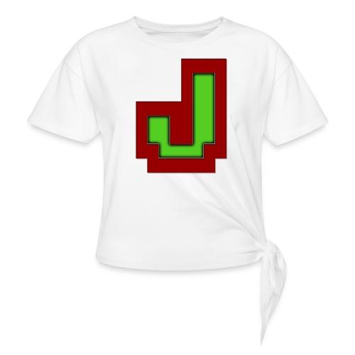 Stilrent_J - Dame knot-shirt