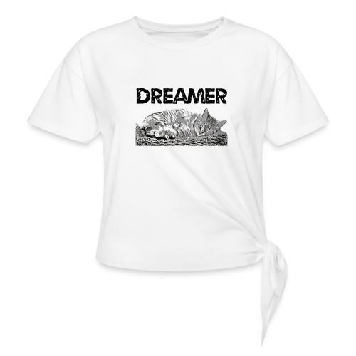 Dreamer - Maglietta annodata