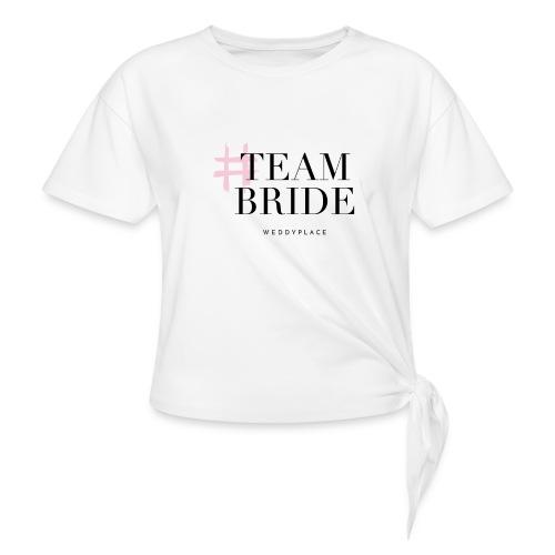 Team Bride - Knotenshirt