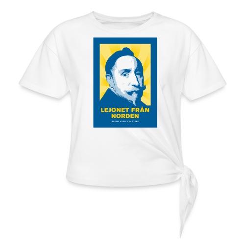 Lejonet från Norden - T-shirt med knut