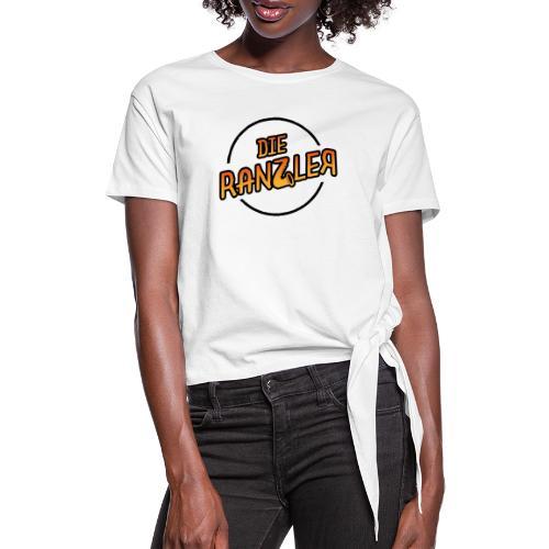 Die Ranzler Merch - Frauen Knotenshirt