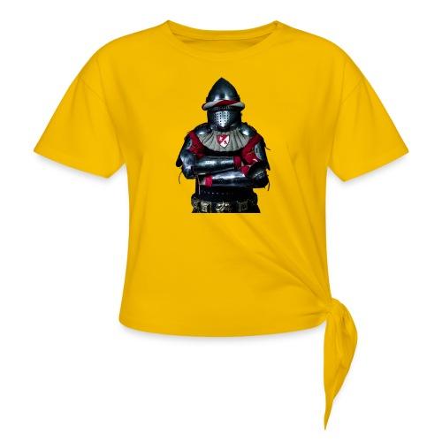 chevalier.png - T-shirt à nœud Femme