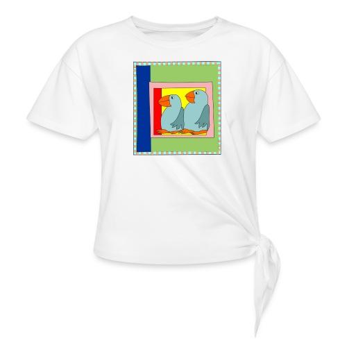 Colorart1 - Maglietta annodata