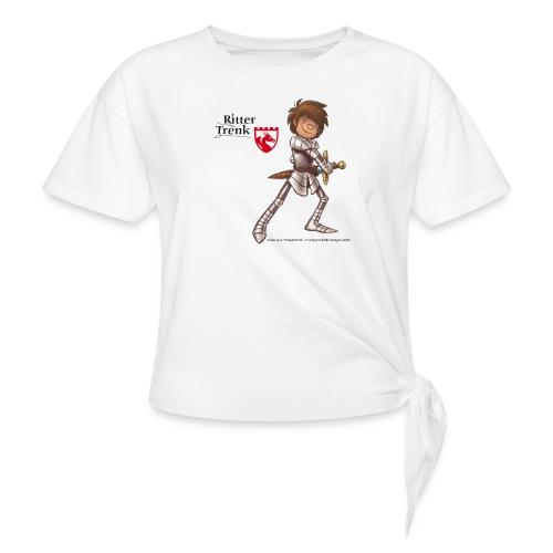Ritter Trenk Bio-T-Shirt für Kinder - Knotenshirt