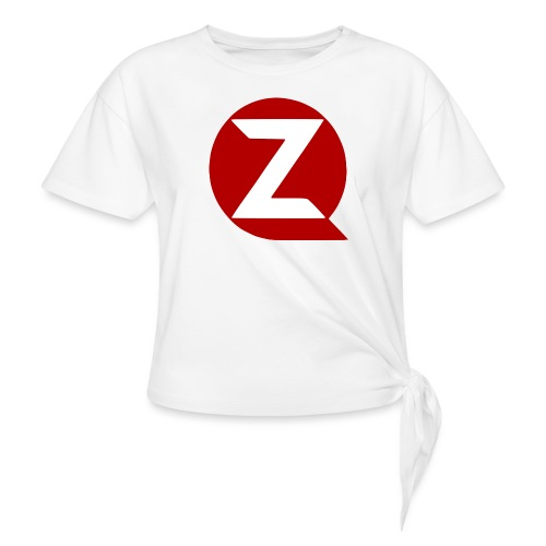 QZ - Knotted T-Shirt