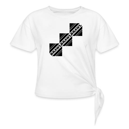 BRAWL TEST - Geknoopt shirt