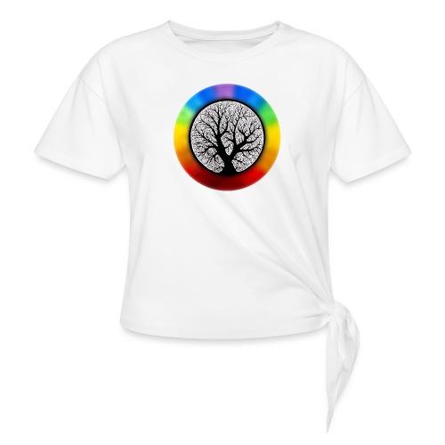 tree of life png - Geknoopt shirt