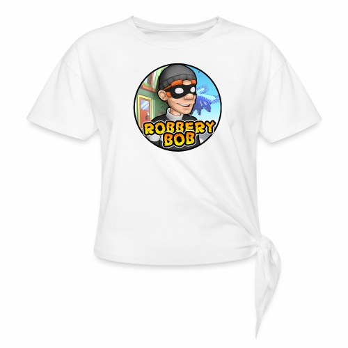 Robbery Bob Button - Knotted T-Shirt