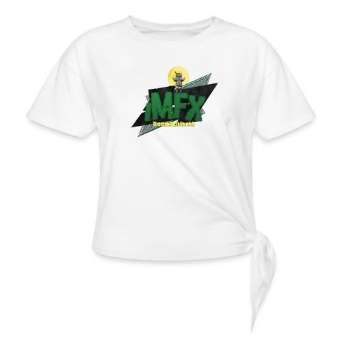 [iMfx] Lubino di merda - Maglietta annodata